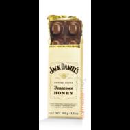 Jack Daniel's Honey whiskey-vel töltött táblás csokoládé 100g