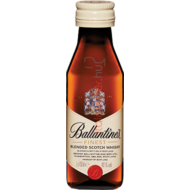 BALLANTINES SKÓT Whiskey   0.05L      40%