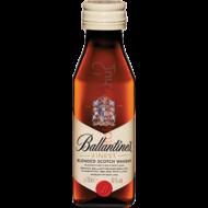 BALLANTINES SKÓT Whiskey   0.05L      40%