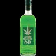 ABSINTHE CANNABIS GREEN  0.7L  70%