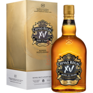 CHIVAS REGAL XV 15 YEARS 0.7L 40%