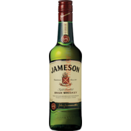 JAMESON IRISH WHISKEY  0.5L       40%