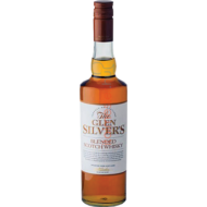 GLEN SILVER'S SCOTCH WHISKY 0.7L  40%