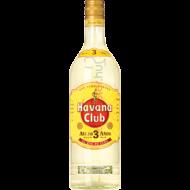 HAVANA CLUB 3 ÉVES    1L     40%