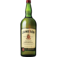 JAMESON IRISH WHISKEY  4.5L     40%