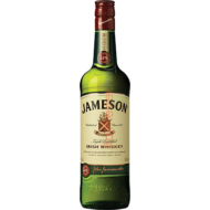 JAMESON IRISH WHISKEY   0.7L      40%