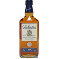 BALLANTINES Whiskey 12 ÉVES     0.5L 40%