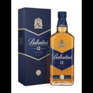 BALLANTINES  Whiskey 12 ÉVES DÍSZDOBOZ     1L 40%