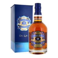 CHIVAS REGAL 18 YEARS 0.7L         40%