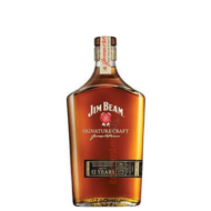 JIM BEAM SIGNATURE CRAFT 12ÉVES 0.7L 43%
