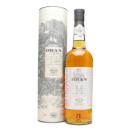 OBAN WEST 14 ÉVES WHISKY 0.7L 43%