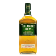 TULLAMORE DEW IRISH WHISKEY 1L      40%