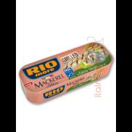 Rio Mare grillezett makréla extra szűz olívaolajban 120g