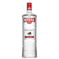 ROYAL VODKA         1L    37,5%