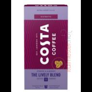 Costa Coffee Lively Blend Ristretto pörkölt, őrölt kávé 10 x 5,7 g (57 g)