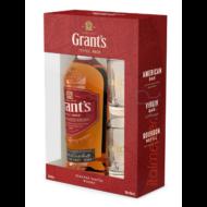 GRANT'S WHISKY 0.7l  40% + Pohár
