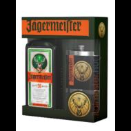 Jagermeister 0.7l+ Flaska  35%