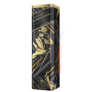 Johnnie Walker Black 0,7l 40% Díszdobozban
