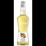 Monin Őszibarack Likőr 16% 0,7l üveg