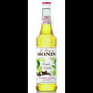 Monin Francia Vanília Szirup 0,7l üveg
