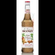 Monin Mézeskalács Szirup 0,7l üveg