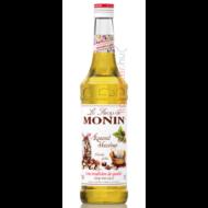 Monin Pörkölt Földimogyoró Szirup 0,7l üveg