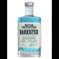 Barrister Kék Gin (kardamom) 0,7l 40%