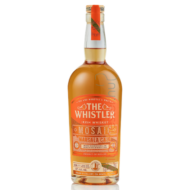 The Whistler Mosaic Single Grain Ír Whiskey 46% 0,7l