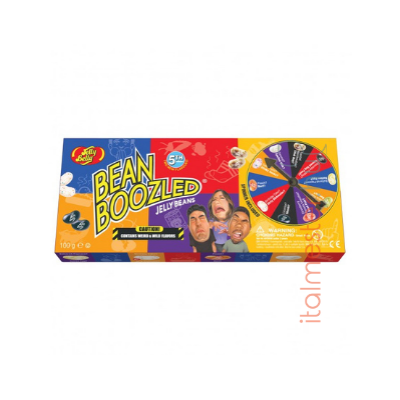 Jelly Belly Bean Boozled - A furcsa ízek játéka 100g
