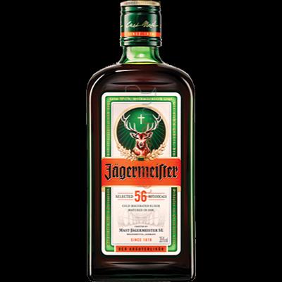 JAGERMEISTER           0.7L       35%