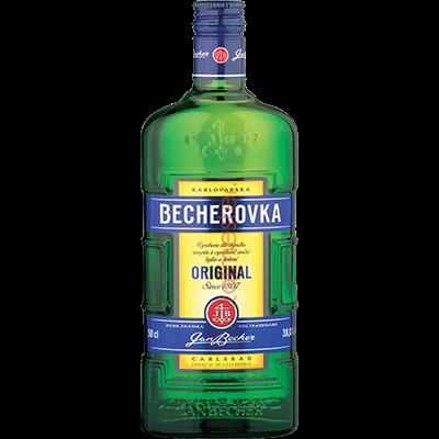 BECHEROVKA             0.5L       38%