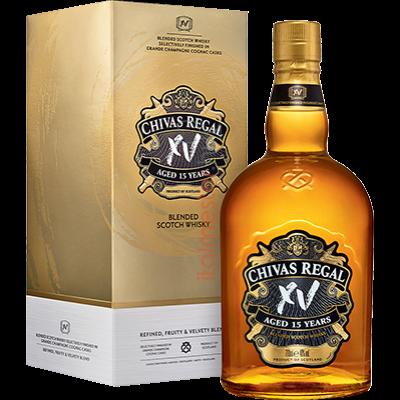CHIVAS REGAL XV 15 YEARS 0.7L 40%
