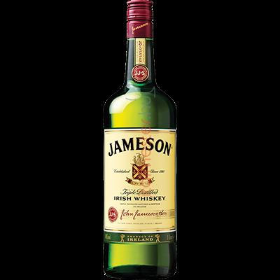 JAMESON IRISH WHISKEY   1L    40%