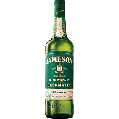 JAMESON IRISH WHISKEY CASKMATES IPA 0.7L 40%