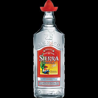 SIERRA SILVER  TEQUILA   1L       38%