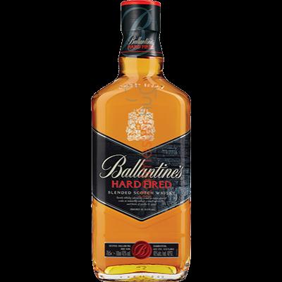 BALLANTINES HARD FIRED    0.7L 40%