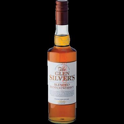 GLEN SILVER'S SCOTCH WHISKY 0.7L  40%