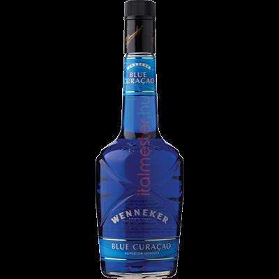 WENNEKER BLUE CURACAO  0.7L  20%