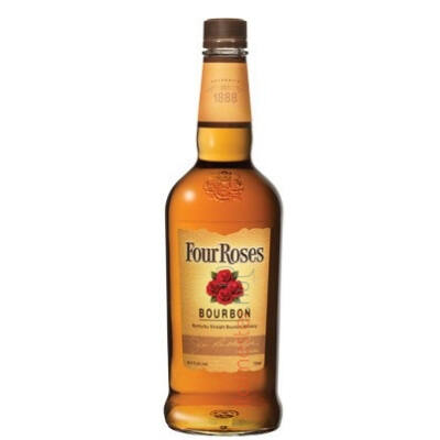 FOUR ROSES BOURBON WHISKY 1L     40%