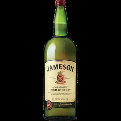 JAMESON IRISH WHISKEY  4.5L     40%