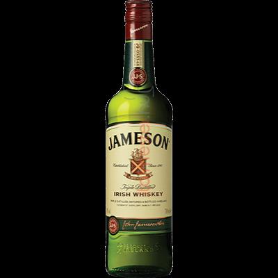JAMESON IRISH WHISKEY   0.7L      40%