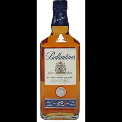 BALLANTINES Whiskey 12 ÉVES     0.5L 40%