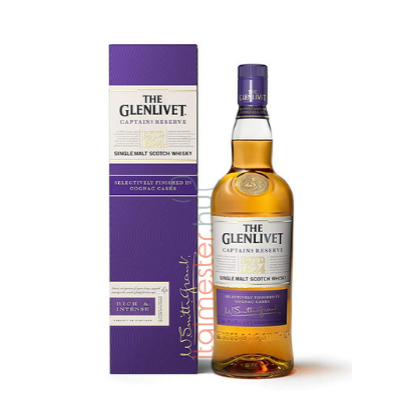 GLENLIVET CAPTAINS RESERVE WHISKY 0.7L 40%