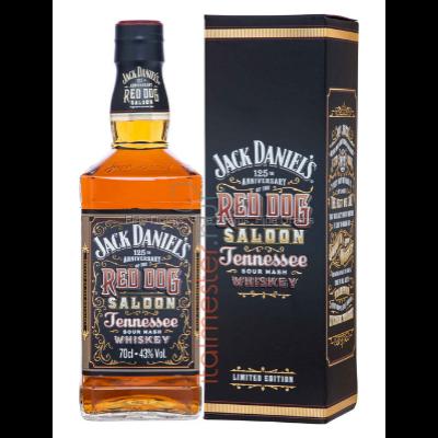 JACK Daniels Whiskey RED DOG  0.7L 43%