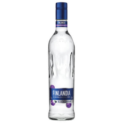 FINLANDIA BLACKCURRANT  0.7L  37,5%