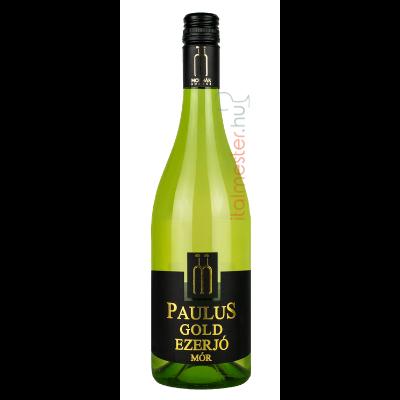 Paulus Gold Ezerjó száraz 0.75l