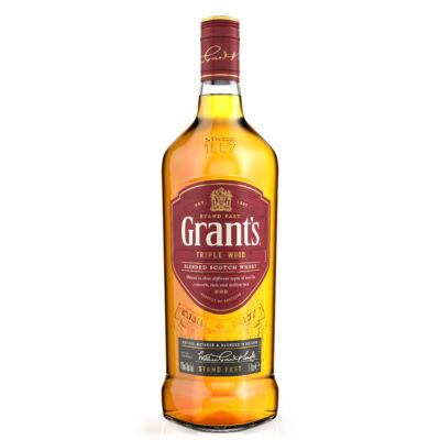 GRANT'S WHISKY       1L       40%