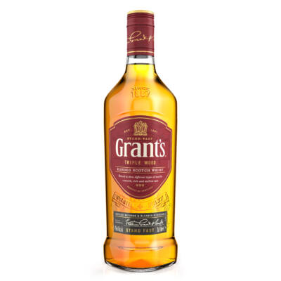 GRANT'S WHISKY      0.7L       40%