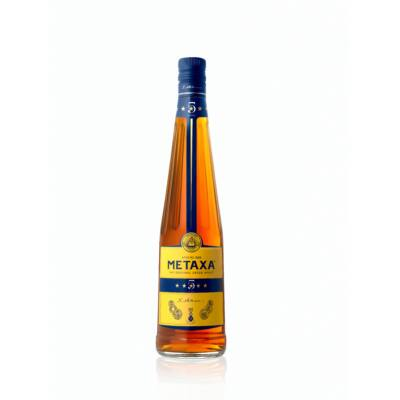 METAXA 5 STAR          0.7L       38%