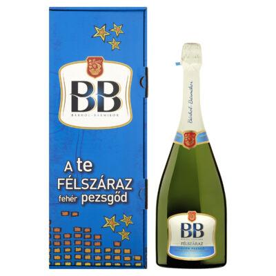 BB Félszáraz Pezsgő 1,5